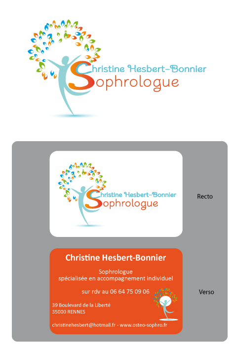 Exemple Carte De Visite Sophrologue